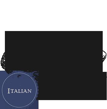 イタリアン中心の洋食