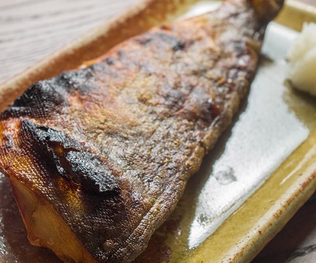 焼きホッケ … ¥560